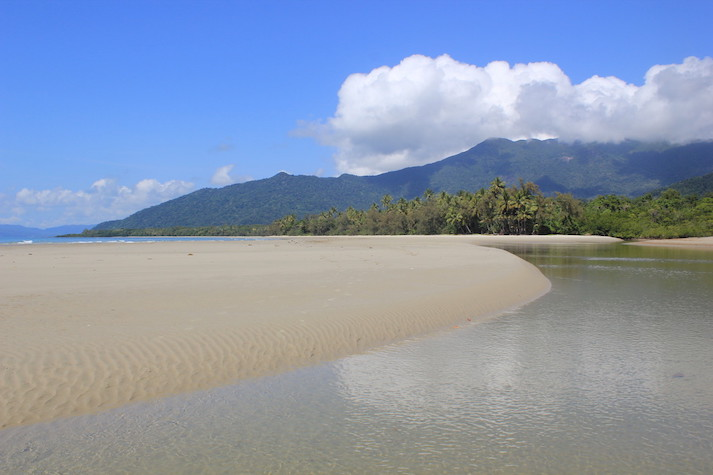 Cape Tribulation Myall Beach
