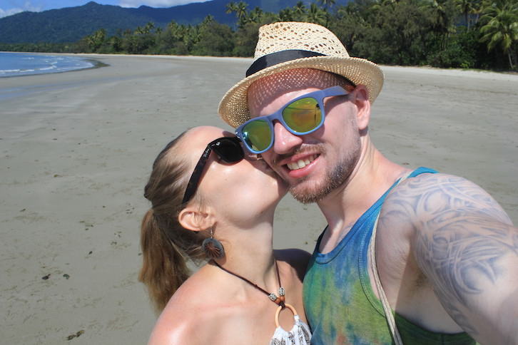 Cape Tribulation Liebe