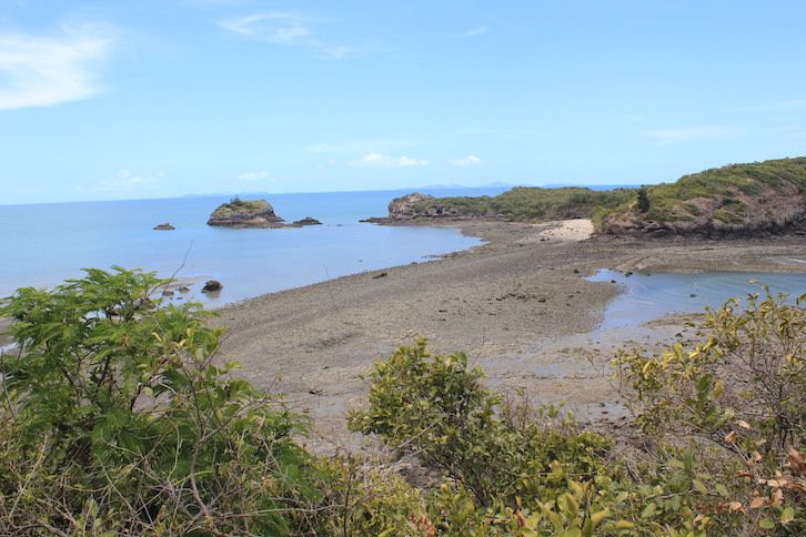Wandern am Cape Hillsborough