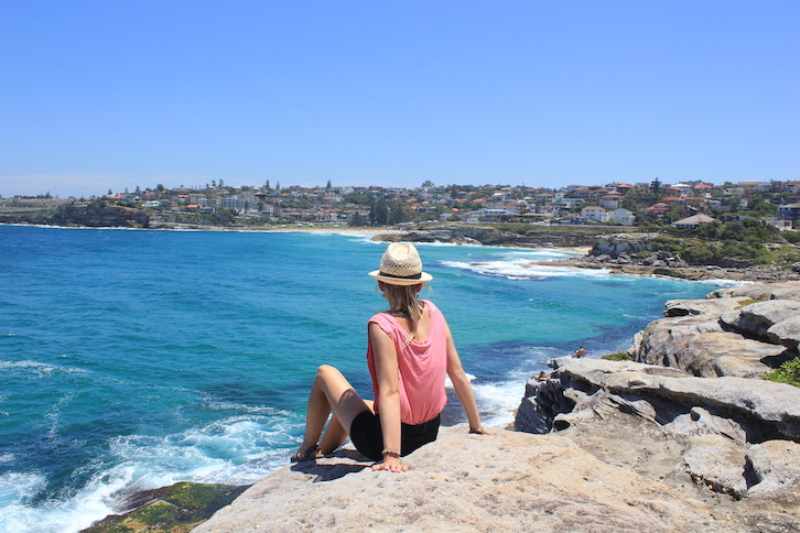 Bondi to Cogee Walk