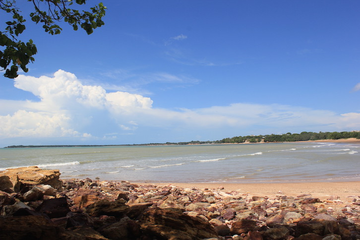 Interessante Orte in Darwin: Mindil Beach