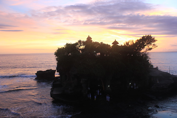 Sunset in Canggu