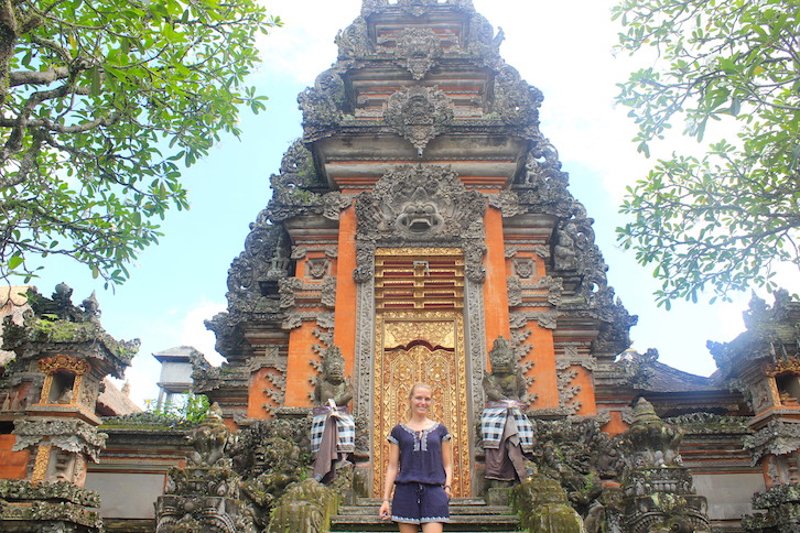 Water Palace in Ubud