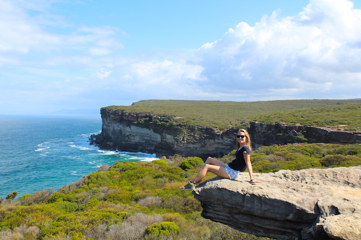 Relaxen im Sydney Royal National Park