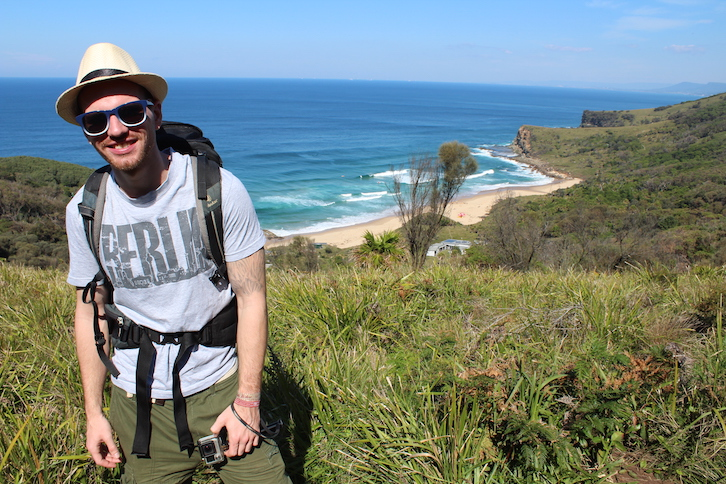 Wander im Sydney Royal National Park