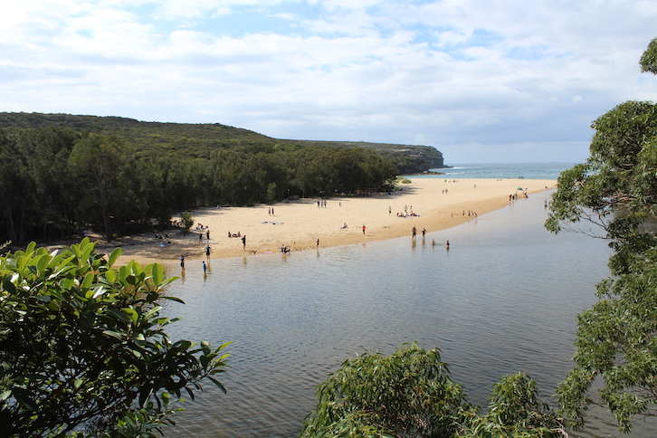 Wattamolla im Royal National Park