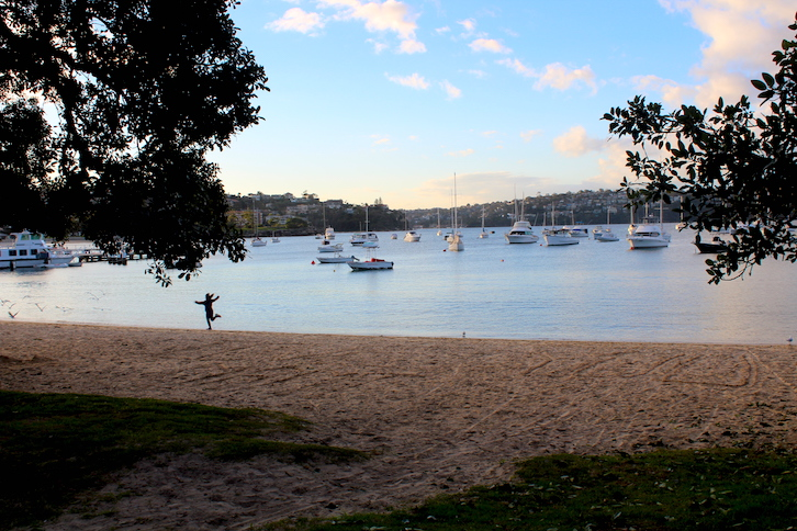 Winter Balmoral Beach