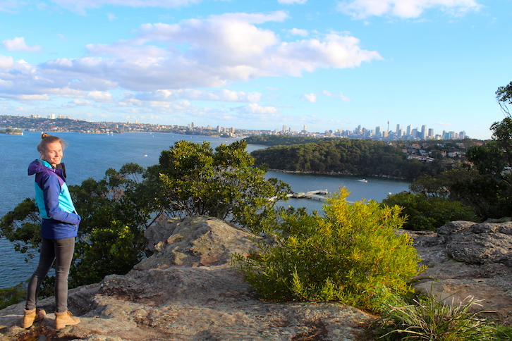 Winter Hike Sydney